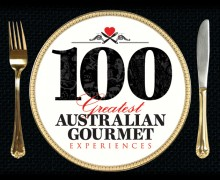100 Gourmet Experiences Issue Cover Detail