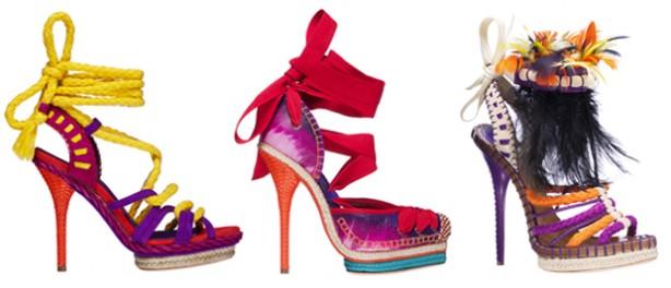 Dior Sandals 2011